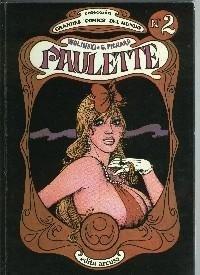 Grandes comics del mundo numero 02: Paulette (numerado 2 en interior cubierta)