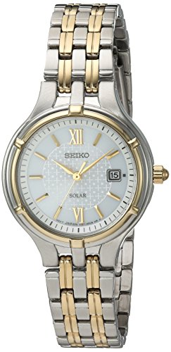Seiko SUT218 Dress Analog Watch For Unisex