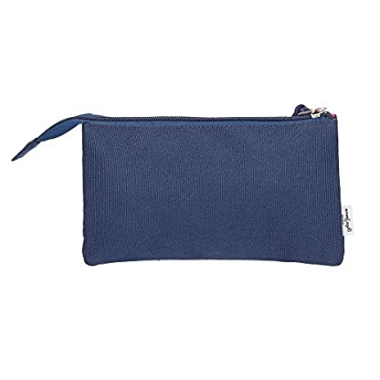 413FW7RemIL. SS416  - Pepe Jeans Cross Neceser de Viaje, 22 cm, 1.32 litros, Azul