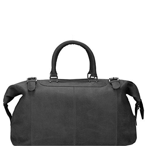 Harold's Toro borsone di viaggio pelle 52 cm nero nero