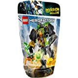 LEGO Hero Factory - 44019 - Jeu De Construction - Rocka Et Son Robot Invisible