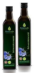 Naturzade 1000ml Ungefiltert Glasflasche