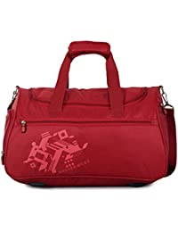 Nasher Miles Flander Unisex Polyester 49CM Soft-Sided Gym/Duffle Bag Small