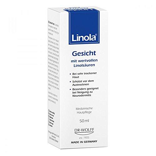 Linola Gesichtscreme, 1er Pack (1 x 50 ml)