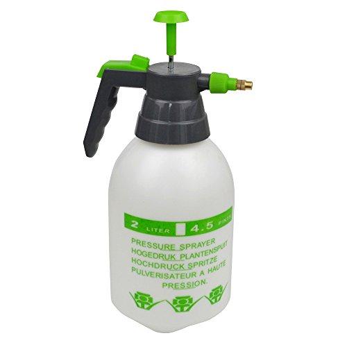 Drucksprüher 2Liter Drucksprühgerät Gartenspritze Sprühgerät Druckluftsprüher