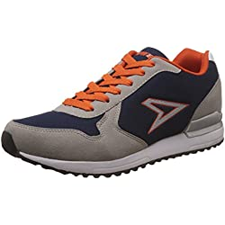 Power Men's Blue Running Shoes - 8 UK/India (42 EU) (8311215)