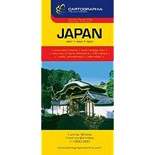 Carte Cartographia Japon