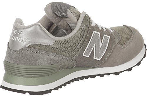 New Balance ML574 D Herren Low-Top Sneakers Grau