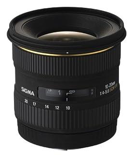 Sigma 10-20 mm F4,0-5,6 EX DC HSM-Objektiv (77 mm Filtergewinde) für Nikon D Objektivbajonett (B0007U00XK)   Amazon price tracker / tracking, Amazon price history charts, Amazon price watches, Amazon price drop alerts