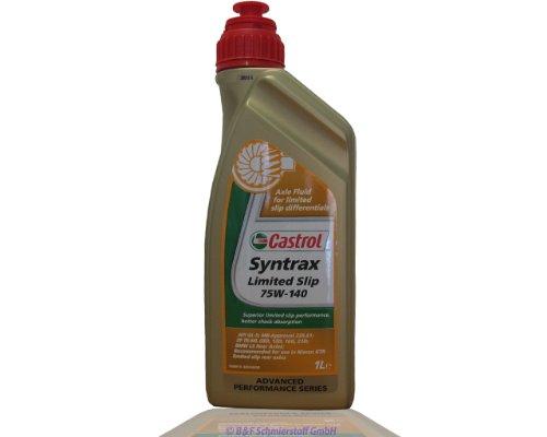 Castrol Syntrax Limited Slip 75w-140 1 litro