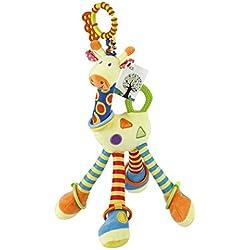 Peluche interactivo YKS - Bebé Jirafa felpa juguete infantil toys