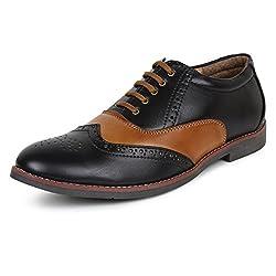 Adreno Mens Dune Formal Shoes [ADRDUNE] - 7 UK/IND
