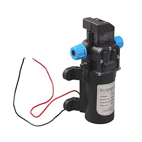 Gosear Wasserpumpe Druckwasserpumpe Hochdruck Membranpumpe Automatik-Schalter