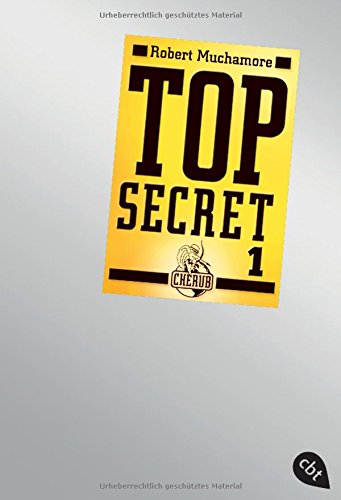 top-secret-1-der-agent-top-secret-serie-band-1