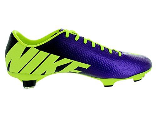 Nike Mercurial Veloce Herren Fußballschuhe lila/neongelb