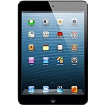 "Apple iPad mini 16GB Wi-Fi - Tablet de 7.9"" (WiFi, 16 GB, 512 MB RAM, iOS), negro y gris [importado]"