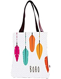 Tote Bag | Tote Bags For Girls | Canvas Tote Bag | Hand Bag | Stylish Tote Bag | Shopping Bag | Digital And Screen... - B07GQ775VV