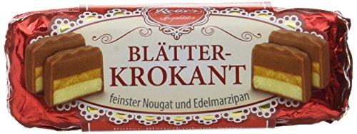 Reber Blätterkrokant-Pastete, 6er Pack (6 x 49 g)