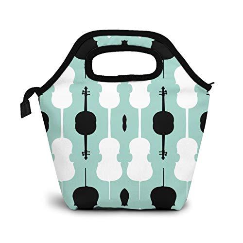 NiWCGP Celli Lunch Tasche Isoliertasche Kühltasche Lunchtasche Thermische Lunch Tasche Mittagessen Tasche für Mädchen Kinder