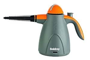 Beldray BEL0132 Powerful 10-in-1 Multifunction Handheld Steam Cleaner