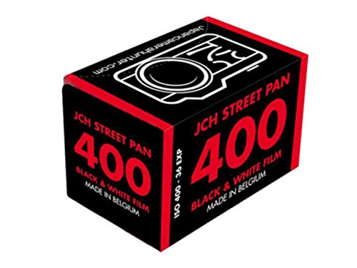 0c26632088e JCH Street pan ISO 400 Black   White film 36 esposizione roll Streetpan