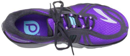 Brooks Purecadence 2, Sneaker Donna viola (Purple/Black)