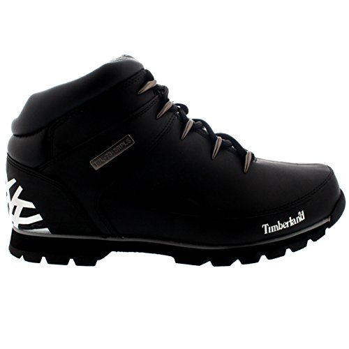 Timberland Euro Sprint Hiker, Bottes Noires Chukka Pour Hommes