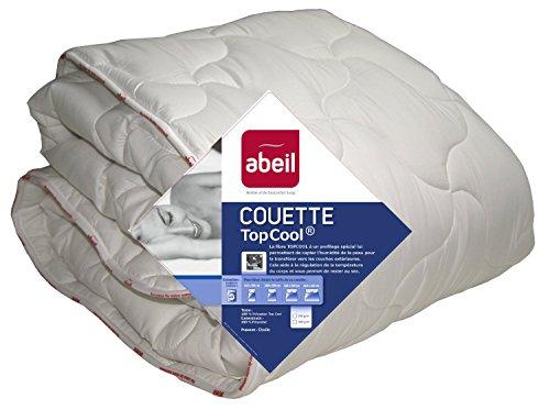 Abeil 1388 Couette Légère Anti-transpiration TopCool 220 x 240...