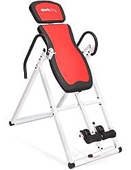 """SportPlus Inversionstisch/Gravity Trainer mit """"Perfect-Balance"""" System, Benutzergewicht bis 135kg, Körpergröße bis 199cm, SP-INV-010"""