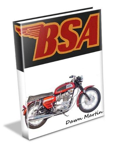 history-of-bsa-motorcycles-english-edition