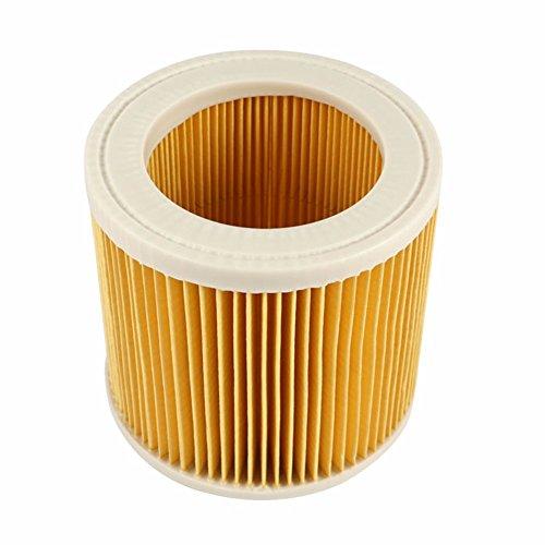 YanBan Hepa Patronenfilter für Kärcher WD3 WD3.200 WD2250 MV2 MV3 6.414-552.0