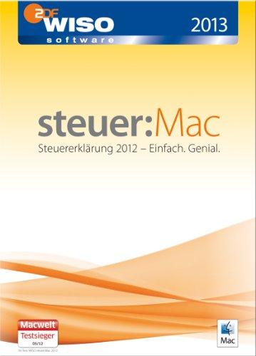 WISO steuer:Mac 2013 (für Steuerjahr 2012) [Download]