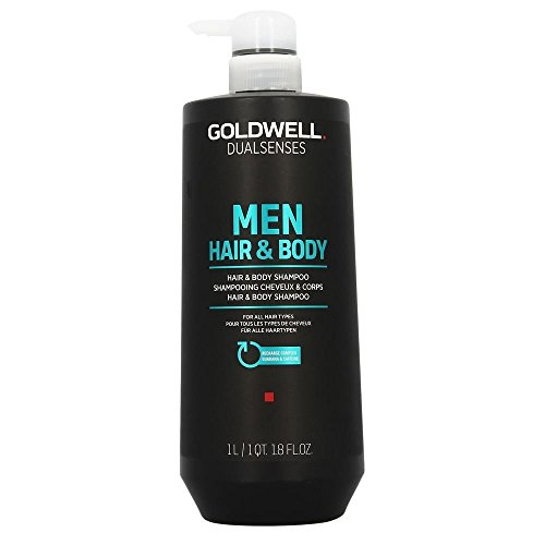 Goldwell Dualsenses Men Hair & Body Shampoo, 1 l -