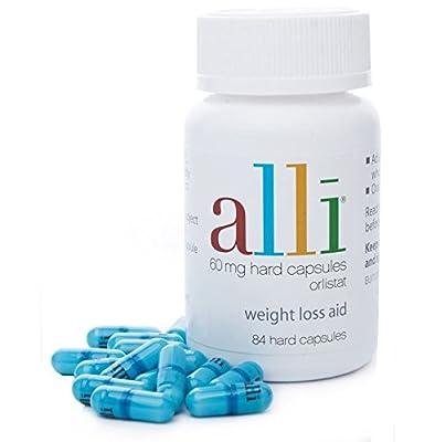 Alli slimming pills (84 capsules) from Alli