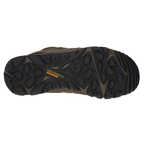 Merrell White Pine Vent Homme Baskets Mode Marron Marron