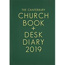 The Canterbury Church Book & Desk Diary 2019 Hardback Edition