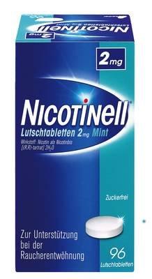 Nicotinell 2mg Mint 96 stk