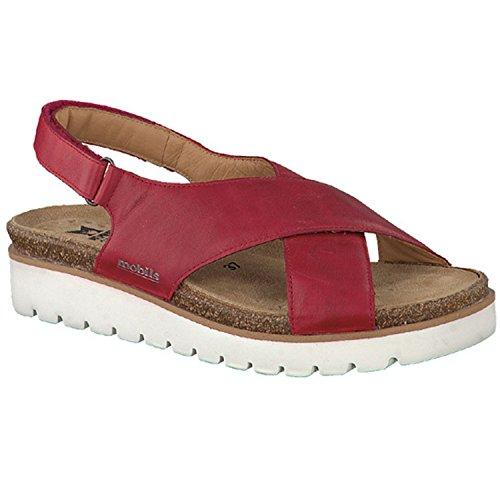 Sandali e infradito per le donne, color Rosso , marca MEPHISTO, modelo Sandali E Infradito Per Le Donne MEPHISTO TULIP STATUS SATCHEL Rosso
