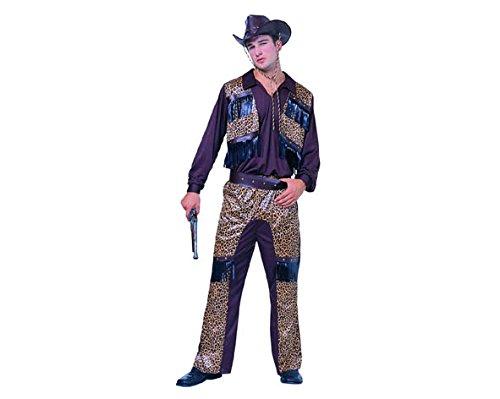 Kostüm Erwachsene Cowboy Größe Unica
