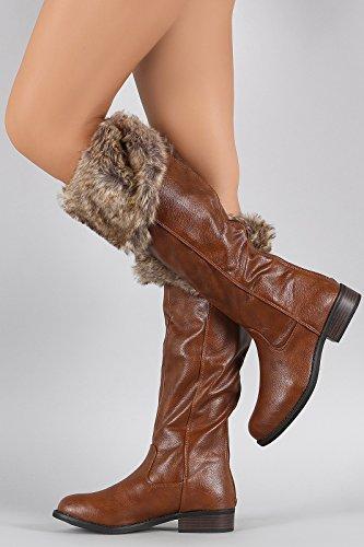 Brown Funky E Ankle Fourever Boots Botas XdqxwZ