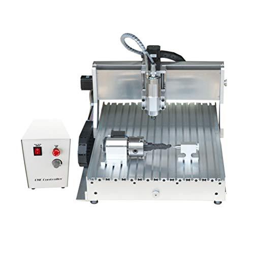 TEN-HIGH 3040 2200W CNC Fresadora perforación grabado