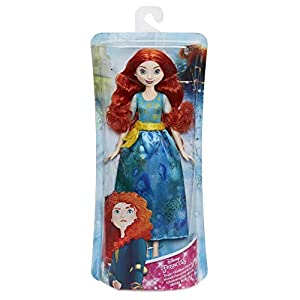 Disney Princess- Merida, Multicolor (Hasbro E4865ES1)