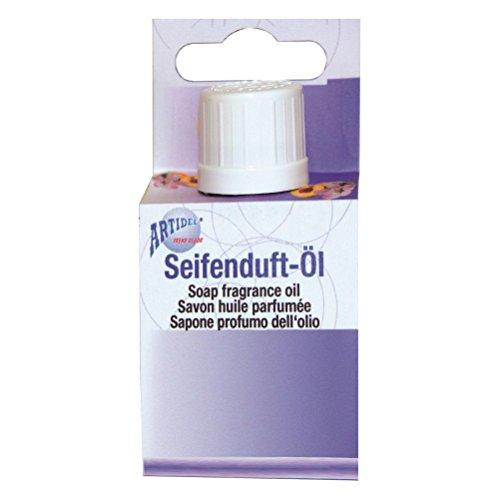 Artidee CREARTEC Sapolina-Seifenduftöl - Mandarine - zur Herstellung individueller Seifen - 10 ml - Made in Germany
