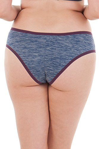Curvy Kate Damen Taillenslip Daily Dream Cheeky Shorts Blau (Indigo)