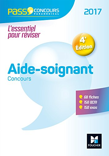 Pass'Concours - Concours Aide-soignant 4e dition - 2017 N32