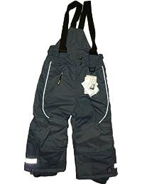 Ketch. Radio tionele–Pantalones de esquí Play. Cordura hemipr oof 110244–4, Gris, hombre mujer, color gris, tamaño 4 años (104 cm)