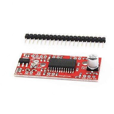 Arduino Per i kit EasyDriver v4.4 passo bordo di driver del motore funziona con schede ufficiali