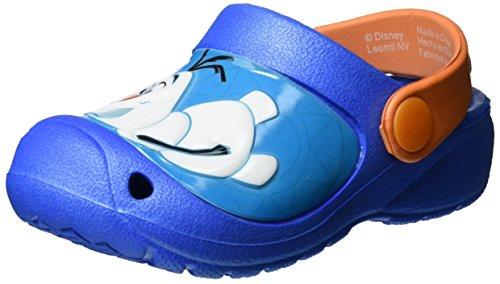 Die Eiskönigin Jungen FZ004120 Clogs, Blau (C.Blue/Orange 316), 26 EU