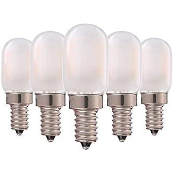 Fond Tubular Filament Lampe Chaud Watts Led De Genixgreen Candélabre Light E14 Ampoule Vintage Blanc 2700k10 T22 Candelabra 1w Night WH2Ie9EDY