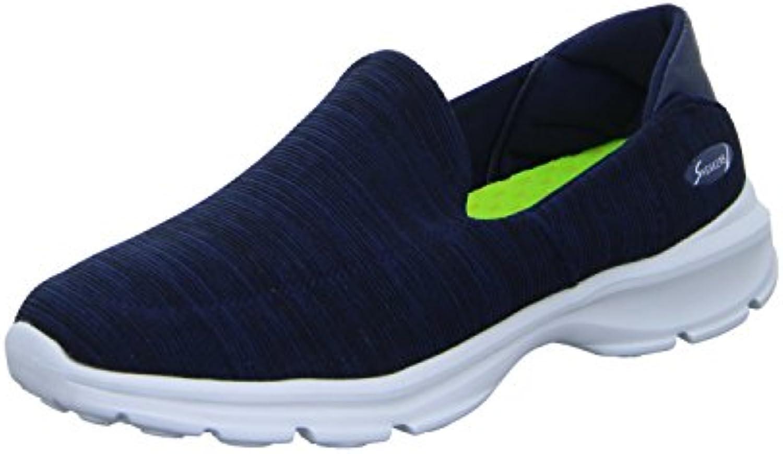 Sneakers 2602 Herren Slipper Halbschuh